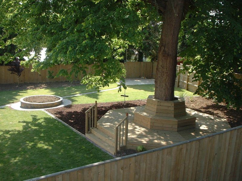 Landcall landscaping garden landscaping patios and for Garden design yeovil